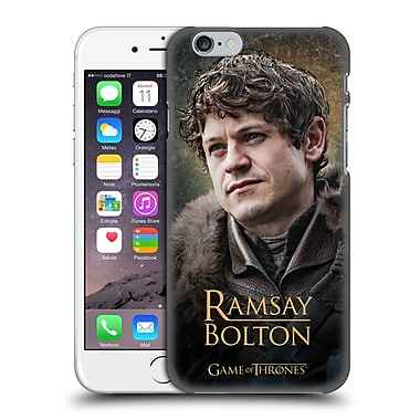 Official Hbo Game Of Thrones Battle Of The Bastards Ramsay Hard Back Case For Apple Iphone 6 / 6S