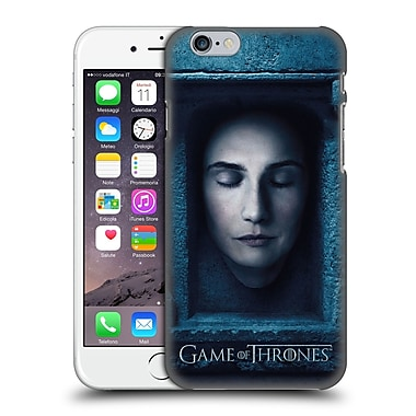 Official Hbo Game Of Thrones Faces Lady Melisandre Hard Back Case For Apple Iphone 6 / 6S