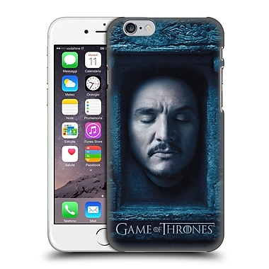 Official Hbo Game Of Thrones Faces Oberyn Martell Hard Back Case For Apple Iphone 6 / 6S