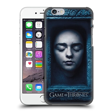 Official Hbo Game Of Thrones Faces 2 Arya Stark Hard Back Case For Apple Iphone 6 / 6S