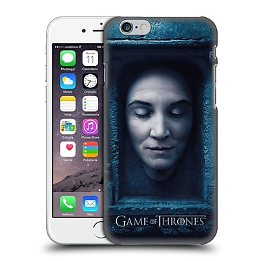Official Hbo Game Of Thrones Faces 2 Catelyn Stark Hard Back Case For Apple Iphone 6 / 6S