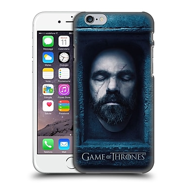 Official Hbo Game Of Thrones Faces 2 Tyrion Lannister Hard Back Case For Apple Iphone 6 / 6S