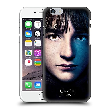 Official Hbo Game Of Thrones Valar Morghulis Bran Stark Hard Back Case For Apple Iphone 6 / 6S