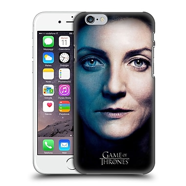 Official Hbo Game Of Thrones Valar Morghulis Catelyn Stark Hard Back Case For Apple Iphone 6 / 6S