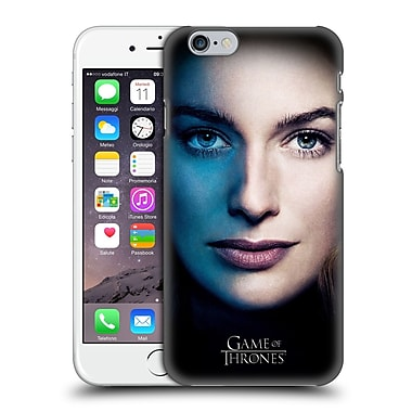 Official Hbo Game Of Thrones Valar Morghulis Cersei Lannister Hard Back Case For Apple Iphone 6 / 6S