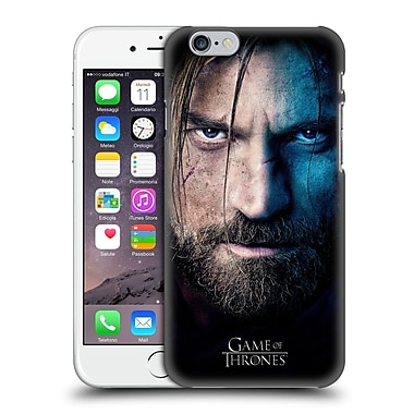 Official Hbo Game Of Thrones Valar Morghulis Jaime Lannister Hard Back Case For Apple Iphone 6 / 6S