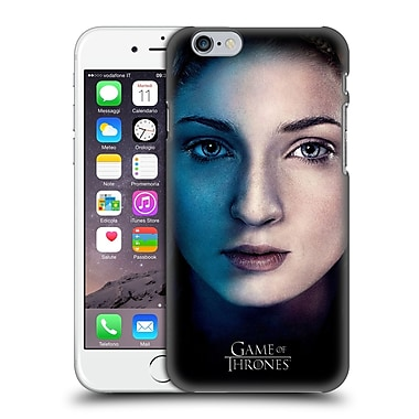 Official Hbo Game Of Thrones Valar Morghulis Sansa Stark Hard Back Case For Apple Iphone 6 / 6S