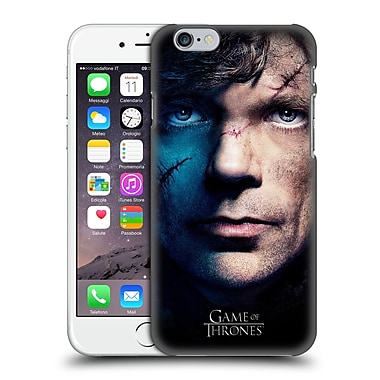 Official Hbo Game Of Thrones Valar Morghulis Tyrion Lannister Hard Back Case For Apple Iphone 6 / 6S