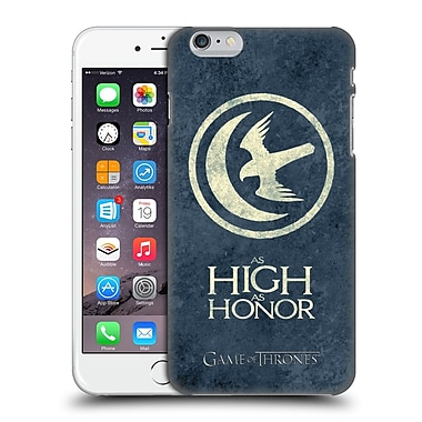 Official Hbo Game Of Thrones Dark Distressed Sigils Arryn Hard Back Case For Apple Iphone 6 Plus / 6S Plus