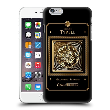 Official Hbo Game Of Thrones Golden Sigils Tyrell Border Hard Back Case For Apple Iphone 6 Plus / 6S Plus