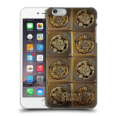 Official Hbo Game Of Thrones Golden Sigils Tyrell Hard Back Case For Apple Iphone 6 Plus / 6S Plus
