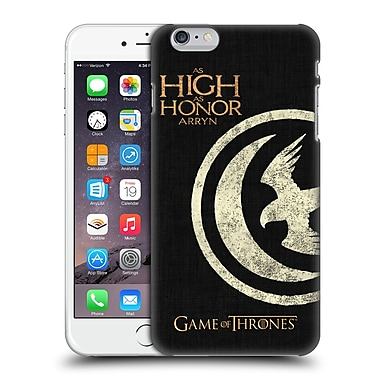 Official Hbo Game Of Thrones House Mottos Arryn Hard Back Case For Apple Iphone 6 Plus / 6S Plus