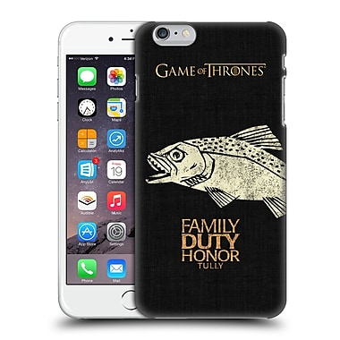 Official Hbo Game Of Thrones House Mottos Tully Hard Back Case For Apple Iphone 6 Plus / 6S Plus