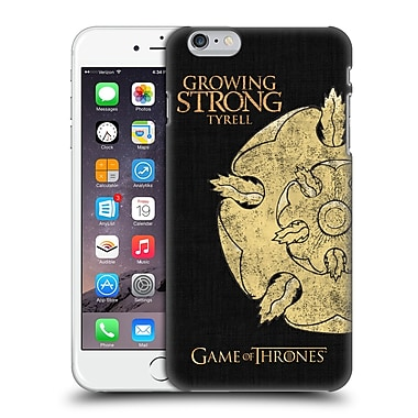 Official Hbo Game Of Thrones House Mottos Tyrell Hard Back Case For Apple Iphone 6 Plus / 6S Plus