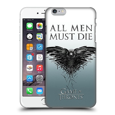 Official Hbo Game Of Thrones Key Art All Men Hard Back Case For Apple Iphone 6 Plus / 6S Plus