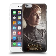 Official Hbo Game Of Thrones Character Quotes Cersei Lannister Hard Back Case For Apple Iphone 6 Plus / 6S Plus