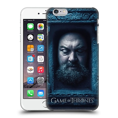 Official Hbo Game Of Thrones Faces Robert Baratheon Hard Back Case For Apple Iphone 6 Plus / 6S Plus