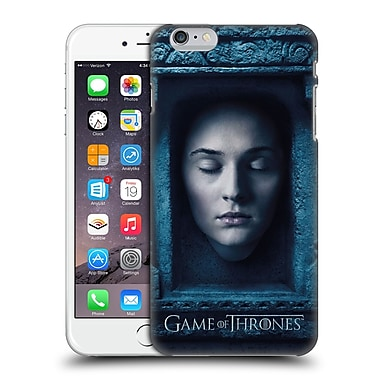 Official Hbo Game Of Thrones Faces Sansa Stark Hard Back Case For Apple Iphone 6 Plus / 6S Plus