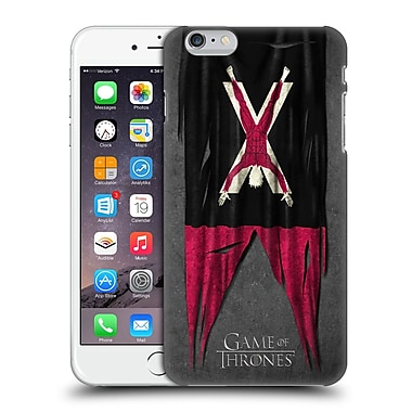 Official Hbo Game Of Thrones Sigil Flags Bolton Hard Back Case For Apple Iphone 6 Plus / 6S Plus