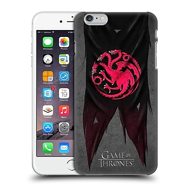 Official Hbo Game Of Thrones Sigil Flags Targaryen Hard Back Case For Apple Iphone 6 Plus / 6S Plus