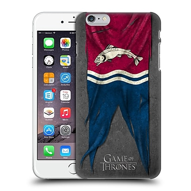 Official Hbo Game Of Thrones Sigil Flags Tully Hard Back Case For Apple Iphone 6 Plus / 6S Plus
