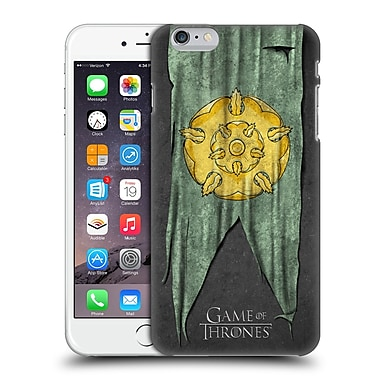 Official Hbo Game Of Thrones Sigil Flags Tyrell Hard Back Case For Apple Iphone 6 Plus / 6S Plus