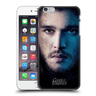 Official Hbo Game Of Thrones Valar Morghulis Jon Snow Hard Back Case For Apple Iphone 6 Plus / 6S Plus