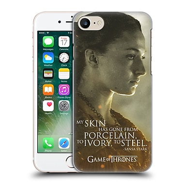 Official Hbo Game Of Thrones Character Portraits Sansa Stark Hard Back Case For Apple Iphone 7