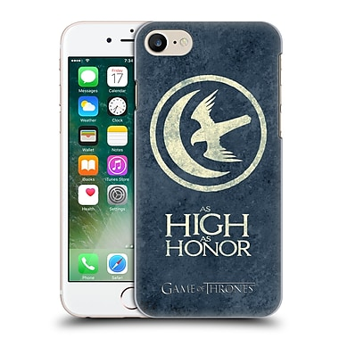 Official Hbo Game Of Thrones Dark Distressed Sigils Arryn Hard Back Case For Apple Iphone 7