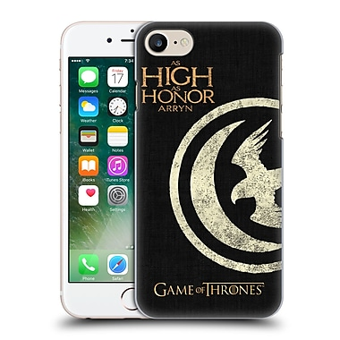 Official Hbo Game Of Thrones House Mottos Arryn Hard Back Case For Apple Iphone 7