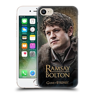 Official Hbo Game Of Thrones Battle Of The Bastards Ramsay Hard Back Case For Apple Iphone 7