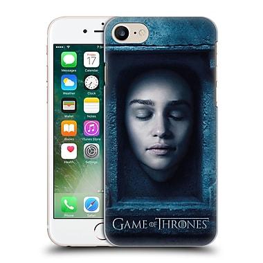Official Hbo Game Of Thrones Faces Daenerys Targaryen Hard Back Case For Apple Iphone 7