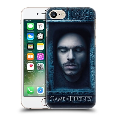 Official Hbo Game Of Thrones Faces Robb Stark Hard Back Case For Apple Iphone 7