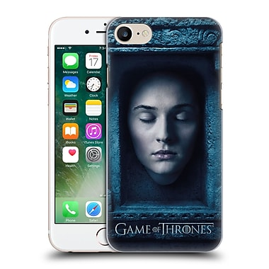 Official Hbo Game Of Thrones Faces Sansa Stark Hard Back Case For Apple Iphone 7