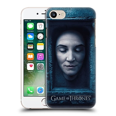Official Hbo Game Of Thrones Faces 2 Catelyn Stark Hard Back Case For Apple Iphone 7