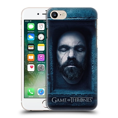 Official Hbo Game Of Thrones Faces 2 Tyrion Lannister Hard Back Case For Apple Iphone 7