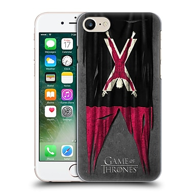 Official Hbo Game Of Thrones Sigil Flags Bolton Hard Back Case For Apple Iphone 7
