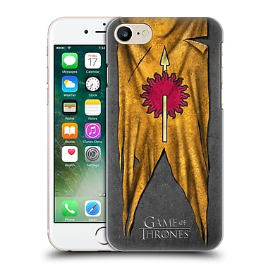 Official Hbo Game Of Thrones Sigil Flags Martell Hard Back Case For Apple Iphone 7