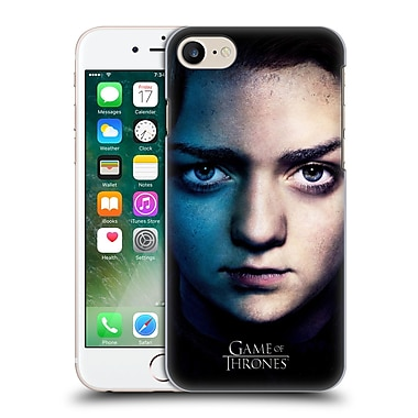 Official Hbo Game Of Thrones Valar Morghulis Arya Stark Hard Back Case For Apple Iphone 7