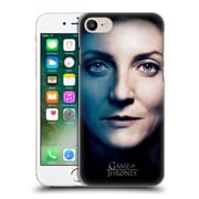 Official Hbo Game Of Thrones Valar Morghulis Catelyn Stark Hard Back Case For Apple Iphone 7