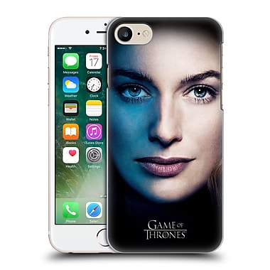 Official Hbo Game Of Thrones Valar Morghulis Cersei Lannister Hard Back Case For Apple Iphone 7