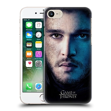 Official Hbo Game Of Thrones Valar Morghulis Jon Snow Hard Back Case For Apple Iphone 7