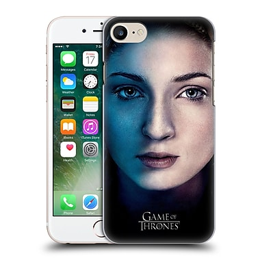 Official Hbo Game Of Thrones Valar Morghulis Sansa Stark Hard Back Case For Apple Iphone 7