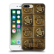 Official Hbo Game Of Thrones Golden Sigils Tyrell Hard Back Case For Apple Iphone 7 Plus