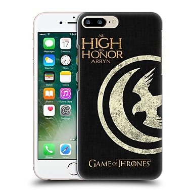 Official Hbo Game Of Thrones House Mottos Arryn Hard Back Case For Apple Iphone 7 Plus