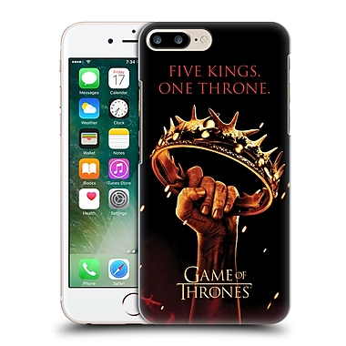 Official Hbo Game Of Thrones Key Art One Throne Hard Back Case For Apple Iphone 7 Plus