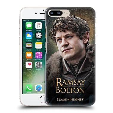 Official Hbo Game Of Thrones Battle Of The Bastards Ramsay Hard Back Case For Apple Iphone 7 Plus