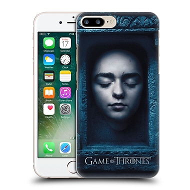 Official Hbo Game Of Thrones Faces 2 Arya Stark Hard Back Case For Apple Iphone 7 Plus