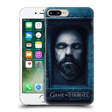 Official Hbo Game Of Thrones Faces 2 Tyrion Lannister Hard Back Case For Apple Iphone 7 Plus