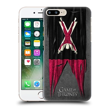 Official Hbo Game Of Thrones Sigil Flags Bolton Hard Back Case For Apple Iphone 7 Plus